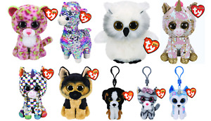 Ty Beanie Boos - Assorted Variations, Sizes, Styles - LOTS TO CHOOSE FROM