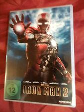 Iron Man 2 - DVD - Marvel Superhelden Action Fantasy Avenger Comic Verfilmung -
