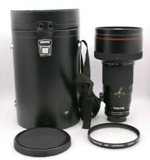 [Near Mint] Tokina AT-X SD 300mm F/2.8 for CANON FD Mount From Japan