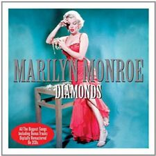 Diamonds Fat Cat Marilyn MONROE CD