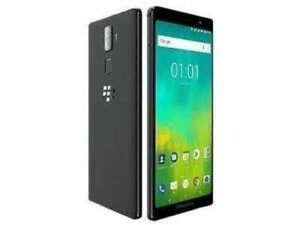 "New Launch BlackBerry Evolve Unlocked Dual SIM (4G+4G)- 5.99"" Display- Black"