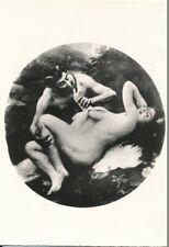 Nr,31826  kleines Akt Foto schöne nackte Frau Busen Erotik 6 x 8,5 cm  um 1945