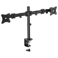 ViiRO Monitor Arm Stand Dual HD LED Display Desk Mount Bracket Screen Holder