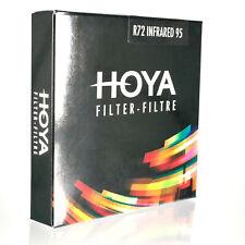 Neu: Hoya R72 Infrared mit 95 mm Durchmesser