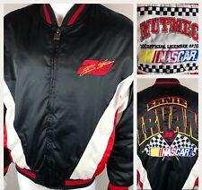 VINTAGE VTG NASCAR NUTMEG ERNIE IRVAN 28 Jacket Zipped Up Men M