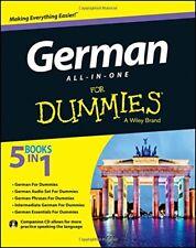 German All-in-One For Dummies,Wendy Foster, Paulina Christensen, Anne Fox