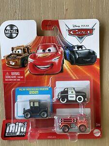 disney pixar cars 3 mini racers