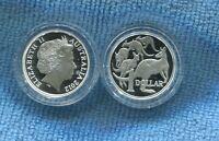 2012 SILVER Proof $1 Coin Australia Ex Fine Silver Set
