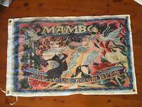Aussie Mancave flag poster print garage flag art mambo banner australiana print