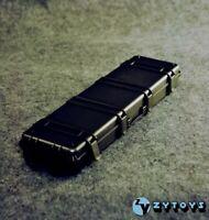 ZYTOYS ZY2006 Black Color Gun Model Case Box Storage Weapon Toy F Action Figure