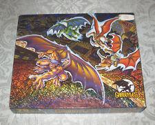 Puzzle With Gargoyles Figures Mb 70 Pcs. Free Shipping