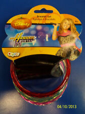 Hannah Montana Bracelet Set Pop Star Disco Retro Halloween Costume Accessory