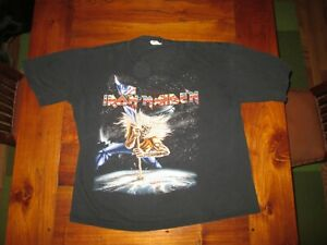 Vintage 1998 Iron Maiden t shirt size XL