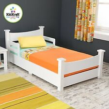 KidKraft Addison Toddler Bed White 76267 Toddler Bed NEW