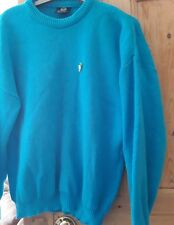 Ladies blue  jumper chest size  38