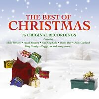 Best Of Christmas VARIOUS ARTISTS 75 Essential Holiday Songs MUSIC New 3 CD
