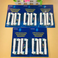 Electric Tooth brush Heads Replacement for Braun Oral B FLOSS ACTION 20PCS hot