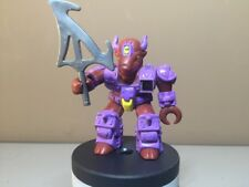 Battle Beasts - Bloodthirsty Bison - #25 - Complete With Rub and Accessories