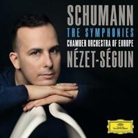 Chamber Orchestra Of Europe Yannick Nézet-Séguin - Schumann: The Symph (NEW 2CD)