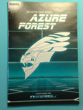 Dreadball - Azure Forest Rules Booklet DB70