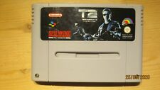 T2 Terminator 2 Judgment Day for SNES Super Nintendo. Cart Only. Pal.