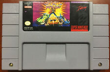 Rock n' Roll Racing for the Super Nintendo SNES Tested Authentic W/ Manual