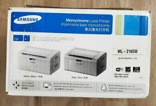 Samsung ML-2165W Monochrome Laser Printer White
