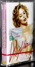 """Kylie Minogue """"Slow"""" Rare Russian cassette! New! Sealed!"""