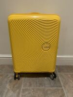 American Tourister Soundbox Spinner Expandable 55Cm 35,5/41 L - 2,6 Kg Yellow