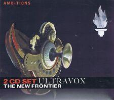 MUSIK-DOPPEL-CD NEU/OVP - Ultravox - The New Frontier