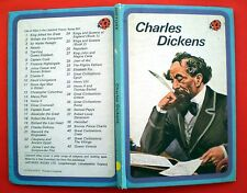 Charles Dickens Ladybird vintage book history Victorian writer biography London