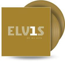 Elvis Presley LP X 2 30 #1 Hits Limited Edition Gold Vinyl 180 Gram in Stock