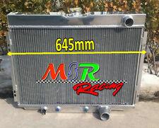 3 rows aluminum radiator for Ford Mustang 1967 1968 1969 1970 & Fairlane 1969 V8