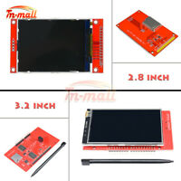 2.8/3.2'' inch SPI TFT LCD Touch Screen Expansion Shield PCB Adapter For Arduino