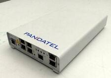 PANDATEL S-MUX 155  Compact Fiber Optic-Multiplexer for parallel Voice