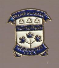 Village of Lanark Ontario Metal Pin Pinback - Very Good