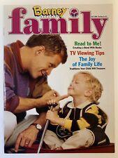 Vintage Barney: 1994 - Barney Magazine - Family
