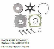 YAMAHA OUTBOARD WATER PUMP ENGINE REPAIR IMPELLER KIT 115 HP 2002-2010