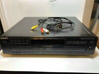 Sony CDP-CE215 CD Changer