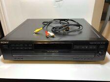 Sony CDP-CE215 CD Changer