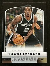 2012-13 Panini NBA Kawhi Leonard Rookie Card #216 RC Spurs Raptors