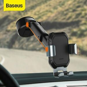 Baseus Car Phone Holder Windshield Dashboard Mount Gravity Stand Gravity Cradle