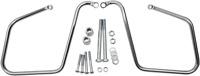 Drag Specialties Chrome Saddlebag Support Brackets 3501-0964