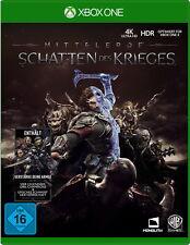 Mittelerde: Schatten des Krieges (Microsoft Xbox One, 2017)