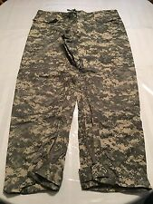 ECWCS Trousers Improved Rainsuit ACU ORC Ind NSN 8415-01-527-1555 Sz Large NWT