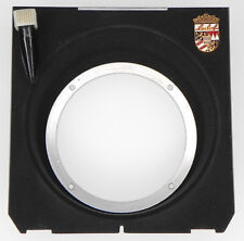 Linhof 96x99mm Recessed Lens Board with 59mm Hole