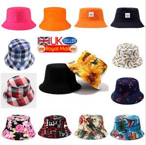 Bucket Hats Festival Bright Colours Fishman Hat Cap Beanie Rave Dance Ibiza Sun