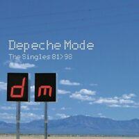 DEPECHE MODE - THE SINGLES 81-98  (3 CD)  INTERNATIONAL POP  NEU