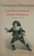 Livre les aventures de Joseph Grimaldi Charles Dickens  book