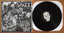 SPAZZ - Live At KZSU 1999 LP *NEW* Black Vinyl Infest MITB